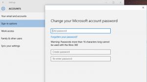 Passwort ändern